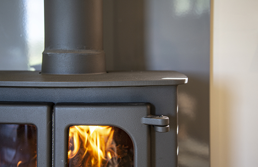 Setting Clearances Installing A Heat Shield Behind Your Stove Charnwood Stoves